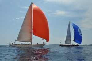 There are various classes of Yacht to race